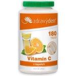 Zdravý den Vitamín C 180 kapslí