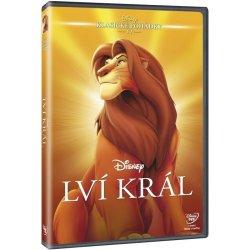 Lví král DE DVD