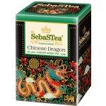 SebasTea Chinese Dragon zelený čaj dóza 100 g