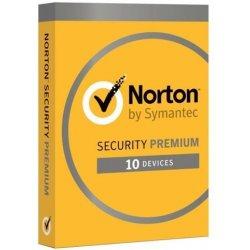 Symantec NORTON SECURITY PREMIUM 3.0 25GB CZ, 10 zařízení na 1 rok ESD (21358343)