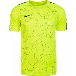 Nike NYR DRY SQD TOP SS GX žluté 859869-702 6dc485509c2