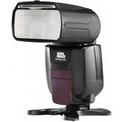Pixel X800N Speedlite GN60, FP TTL Nikon
