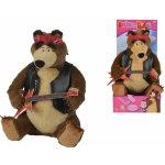 Simba Máša a medvěd Medvěd Míša rocker