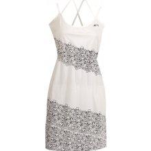 Altisport Dámské šaty EUDE ALLS16036 bílé