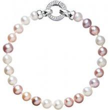 Evolution Group barevný perlový náramek 23004.3