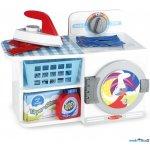 M&D Dětská pračka sušička s žehličkou