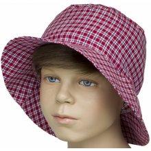 ab2b4953dc2 Fantom dětský klobouk červená malá kostka