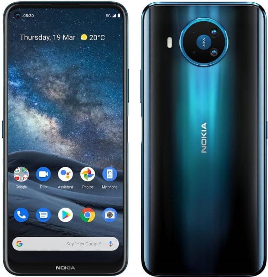 Nokia 8.3 8GB/128GB na Heureka.cz