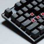 Kingston HyperX Alloy FPS Mechanical Gaming Keyboard HX-KB4RD1-US/R1