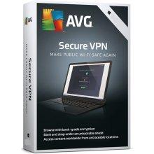 AVG Secure VPN 1 lic. 1 rok předplatné (GSVEN24EXXA000)
