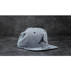 Jordan 23 Lux Snapback melange šedá   černá od 890 Kč - Heureka.cz 30d1060b8c1c