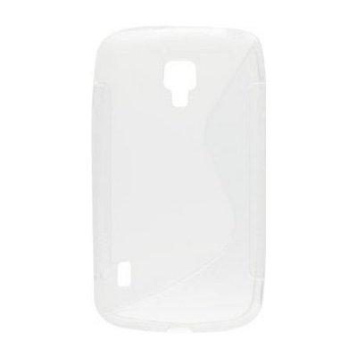 Pouzdro S-CASE Samsung S7500 GALAXY Ace Plus bílé