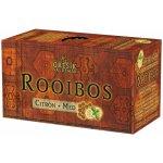 Grešík Rooibos Citrón Med n.s. 20 x 1.5 g