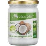Zdravý den BIO RAW kokosový olej 450ml/950ml Objem: 950ml