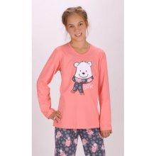 Dětské pyžamo dlouhé Medvídek