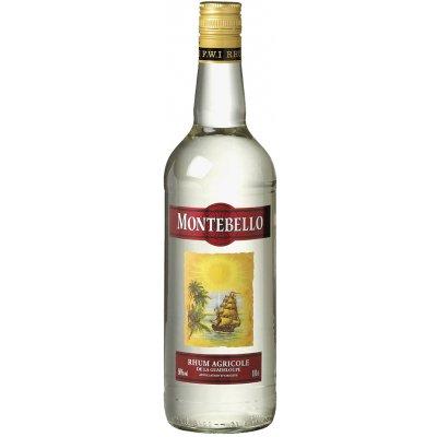 Montebello Vieux Agricole Blanc 0,7 l 50 %