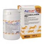 Vitamíny a doplňky stravy pro psy Aptus
