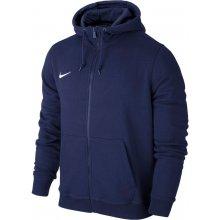 Nike Team Club Full Zip Hoody 6 ks tmavě modrá bílá UK Junior