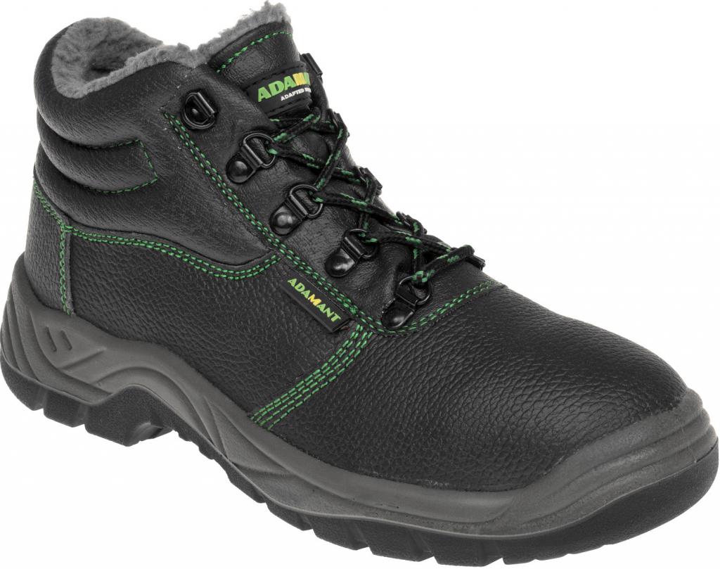 Zimní kotníková obuv ADAMANT CLASSIC O2 Winter High - C30219 od 410 Kč -  Heureka.cz a6ffdd7b426