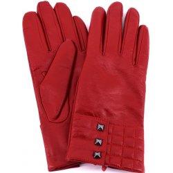 4e99e8fa7ee Coveri Collection kožené rukavice dámské červená alternativy ...