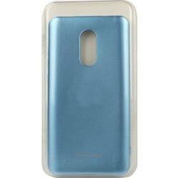 a8cb5b48f Pouzdro Molan Cano Jelly Xiaomi Redmi Note 4 Global silikon modré světlé