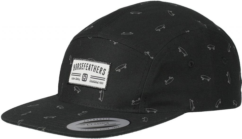 Horsefeathers Logan Black od 479 Kč - Heureka.cz 0c617cb12a