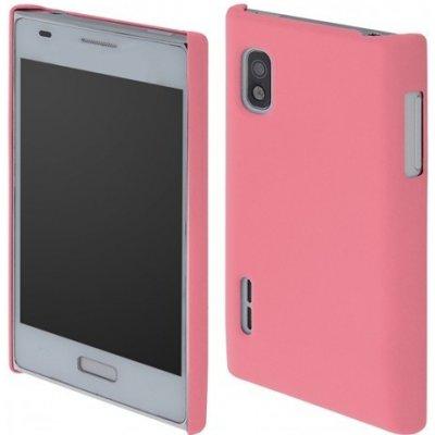 Pouzdro Coby Exclusive LG E610 Optimus L5 růžové
