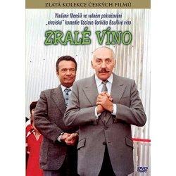 Zralé víno DVD