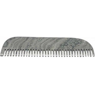 Docsur Instrument Kalená ocel hřeben na vlasy a vousy