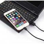 HAWEEL Synchronizační a nabíjecí kabel - Lightning pro Apple zařízení 1m