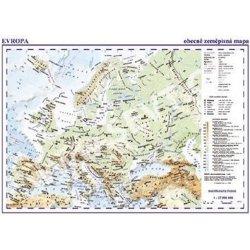 Mapa Evropa A3 Lamino Od 35 Kc Heureka Cz