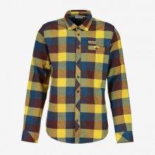 Maloja Pánská košile JenatschM. - hnědá 9840d3ff2c