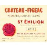 Figeac Figeac St. Emilion 1er Grand Cru Classé (B) červené 2012 0,7 l