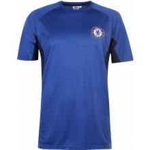 Source Lab Chelsea Poly T Shirt Mens Royal