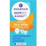 Essence Pure Skin Purifying Nose Strips čistící proužky na nos 3 ks