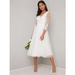 Dámské svatební šaty Chi Chi London krátké svatební šaty Cassidy f95d50d02f