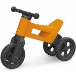 Teddies Funny Wheels 2v1 oranžové
