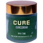 KJMA Korea Sereve Pure Aloe Cure regenerační krém pro suchou, popraskanou a drsnou pleť a pleť s atopickým ekzémem 80 g