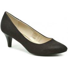Dermatex dámská obuv 728012 lodičky černé
