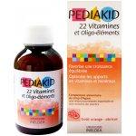 Pediakid 22 Vitamínů 125 ml