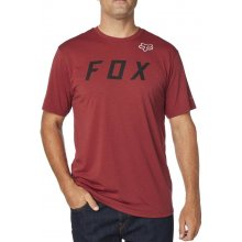 791eb40ea27 Fox Grizzled Ss Tech Tee Heather Red