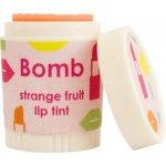 Bomb Cosmetics Yuzu a pomeranč Strange Fruit Balzám na rty 4,5 g