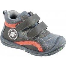 Peddy PV-625-32-01 Dětské boty šedé 683c1755fc4