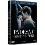 Padesát odstínů šedi DVD