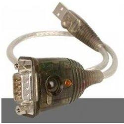 usb kabel ATEN UC-232A USB - RS 232 převodník