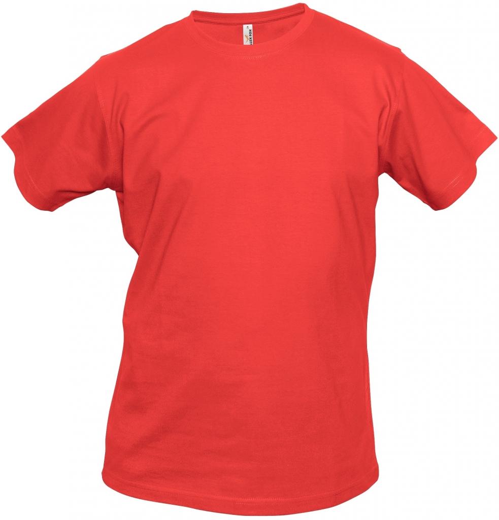 Alex Fox dětské tričko Classic červené ohnivá od 65 Kč - Heureka.cz 6f3de7b6a4