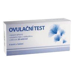 MedPharma ovulační test 20 mlU ml 6 ks