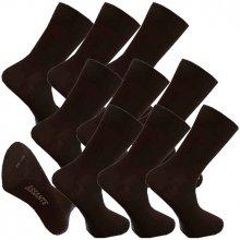 f0ec882129 Assante 793 Multipack ponožky 9 párů bambusové černé pánské