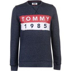 Tommy Hilfiger Pánská mikina Tommy Jeans 1985 Logo Navy od 1 699 Kč ... 7f8dfefac50