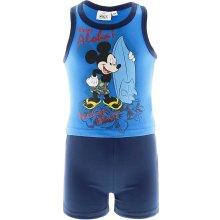tílko a šortky Mickey Mouse tmavě modrá